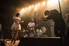 Danny Masterson Adam Bush and Bijou Phillips_Best Fest Fleetwood Mac Fest_The Fonda_Feb 10 2015 (2)