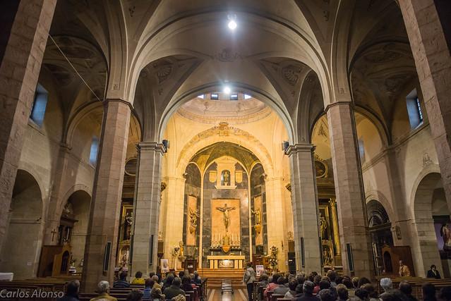 Iglesia de la Santa Cruz , Najera