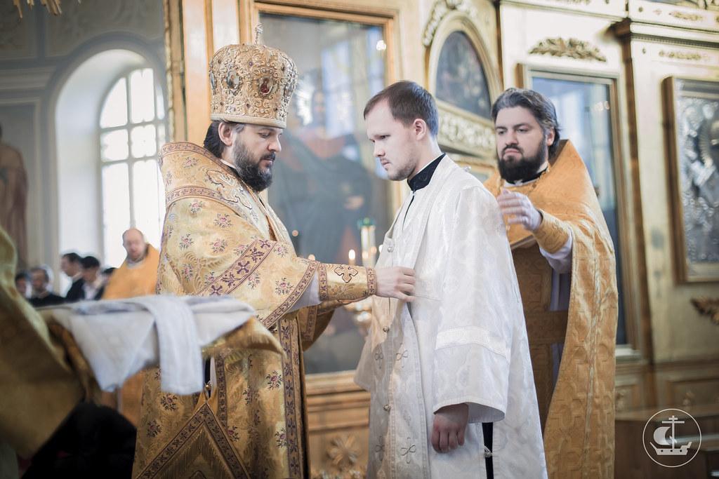20 марта 2016, Неделя Торжества Православия / 20 March 2016, The Sunday of the triumph of Orthodoxy