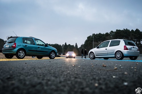 Renault clio 1.2 16v - clio RS 172 | by N.D pictures