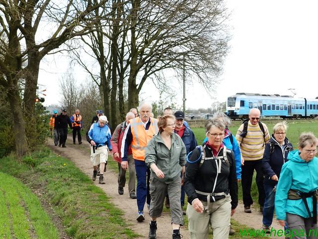 2016-04-12         2 daagse Lunteren      1e dag  25 Km  (18)