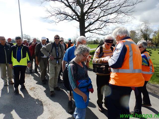 2016-04-12         2 daagse Lunteren      1e dag  25 Km  (53)