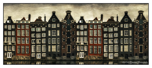city houses art texture netherlands amsterdam canal center repetition repeating hss happyslidersunday lenabemanna eacheyegetsthesameview