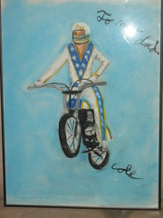 Evel Knieval by Cole | by Dirtbike Diva