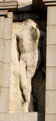 Jacob Epstein : Niche Sculpture for BMA House : Strand London WC2 | by pomphorhynchus