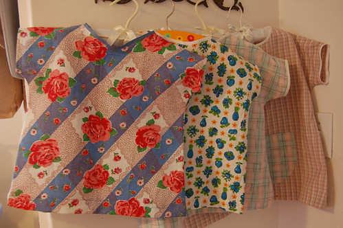 children's smocks | by SouleMama