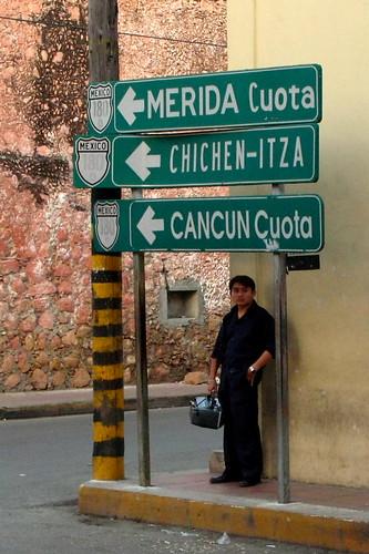 Merida, Chichen, Cancun