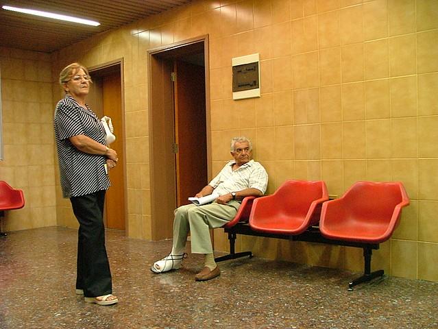 Waiting Room I Am A Patient Boy I Wait I Wait I Wait I Flickr