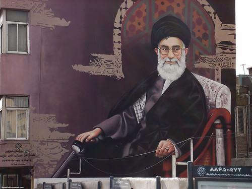 Ali Khamenei | by MastaBaba