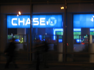 exterior shot of chase bank | by Consumerist Dot Com