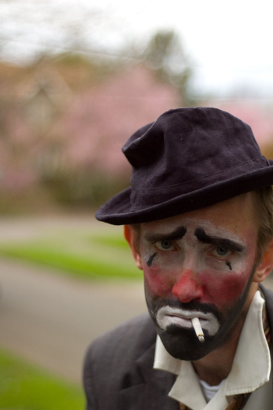 Hobo Clown 3