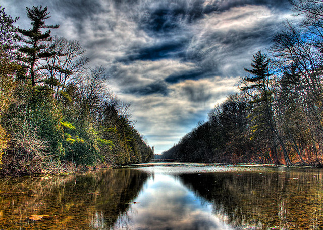 The River HDR