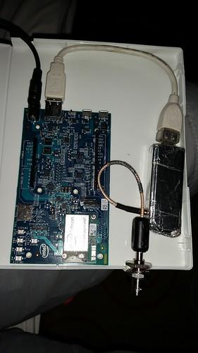 Intel Edison Remote Radio Station | by energylabsbr