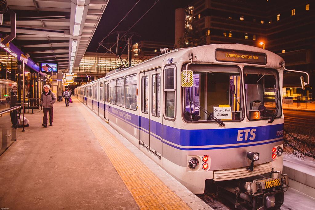 Resultado de imagen para Edmonton Light Rail Transit