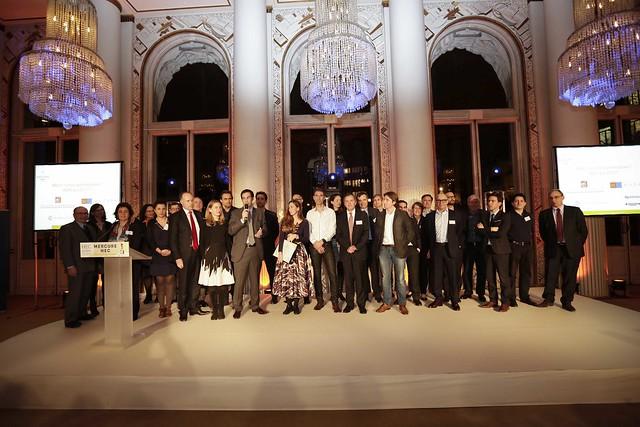 MERCURE HEC des entrepreneurs 2015 - 3 février 2016
