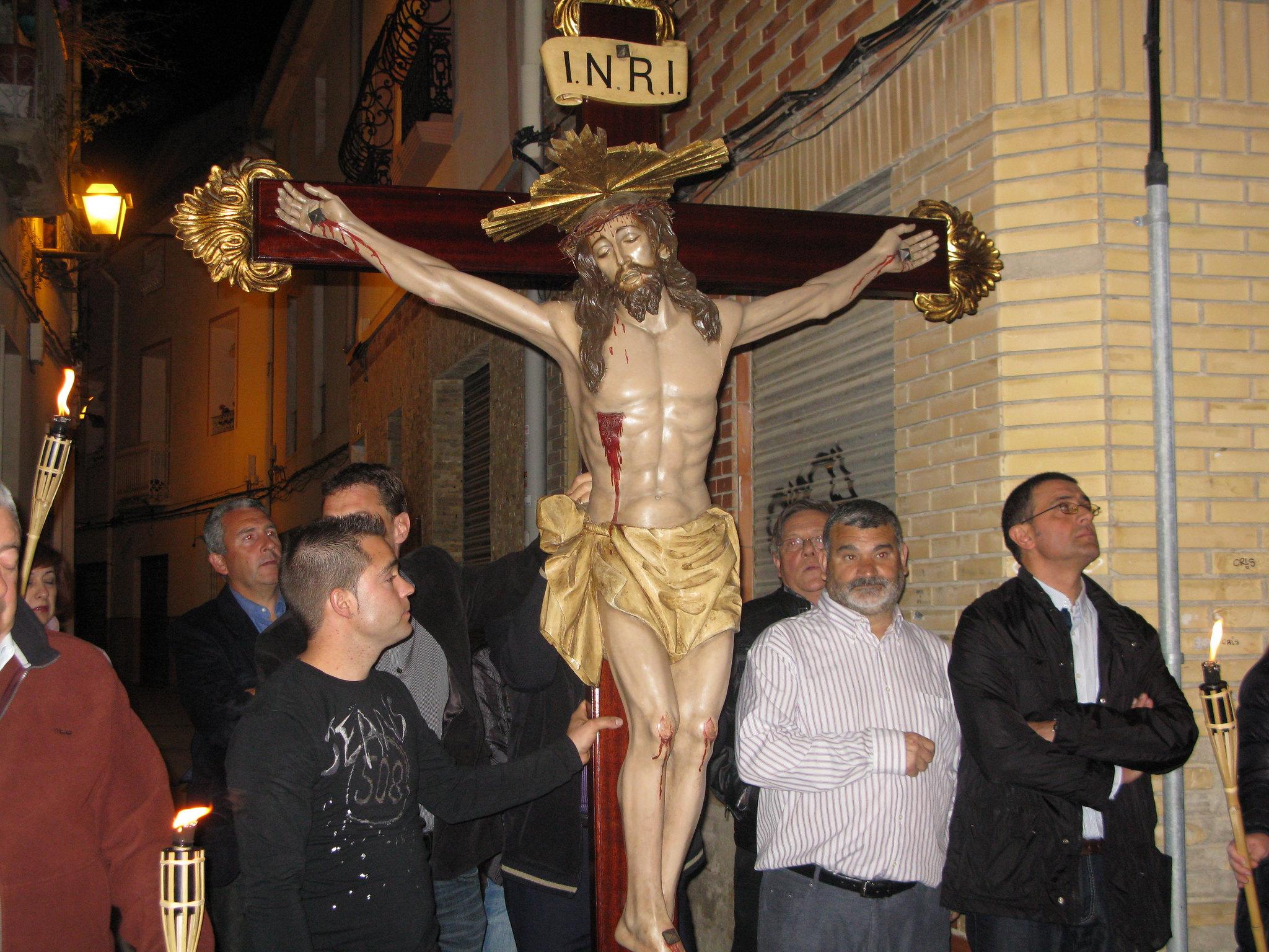 (2011-04-15) - II Vía Crucis nocturno -  Antonio Verdú Navarro (28)