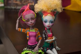 Custom Sig Marisol and ME Lagoona | by Lhianneth