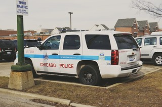 Chicago Police Chevy Tahoe | by Dorsey Photography