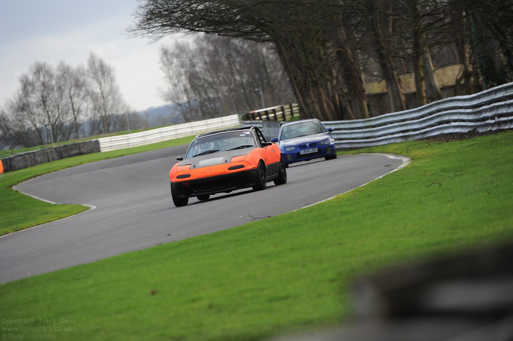 Oulton Park Trackday 2nd Feb 2016 With Opentrack Track Day