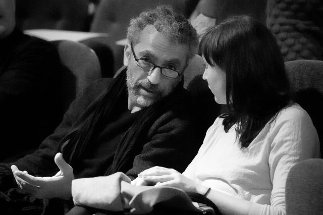 Maher Abi Samra (Regisseur, Filmemacher, Libanon)Foto: Stephan Röhl