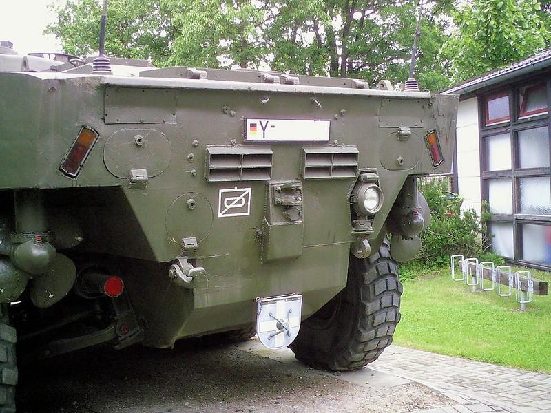Spahpanzer 2 Prototype 8