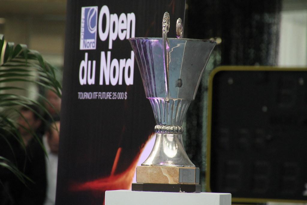 Trophy presentation