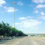 Abu Dhabi road  #alain #abudhabi #uae #expressway