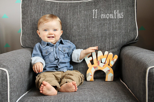 Finn at 11 months | by LABabble
