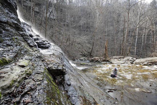 Hardscrabble Falls, Jackson County, Tennessee