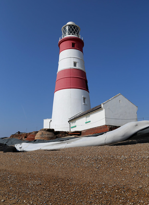 Orford Ness Ligthouse