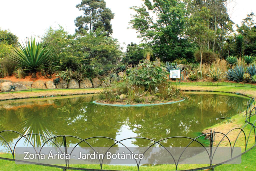 Jardín Botánico José Celestino Mutis | Foto: Alcaldía Mayor … | Flickr