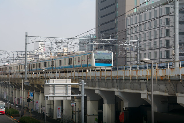 JR East - E233 - Keihin-Tohoku-Line