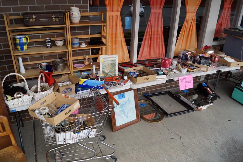 Sale at Castle Rock Mercantile Antique Mall DSC01391