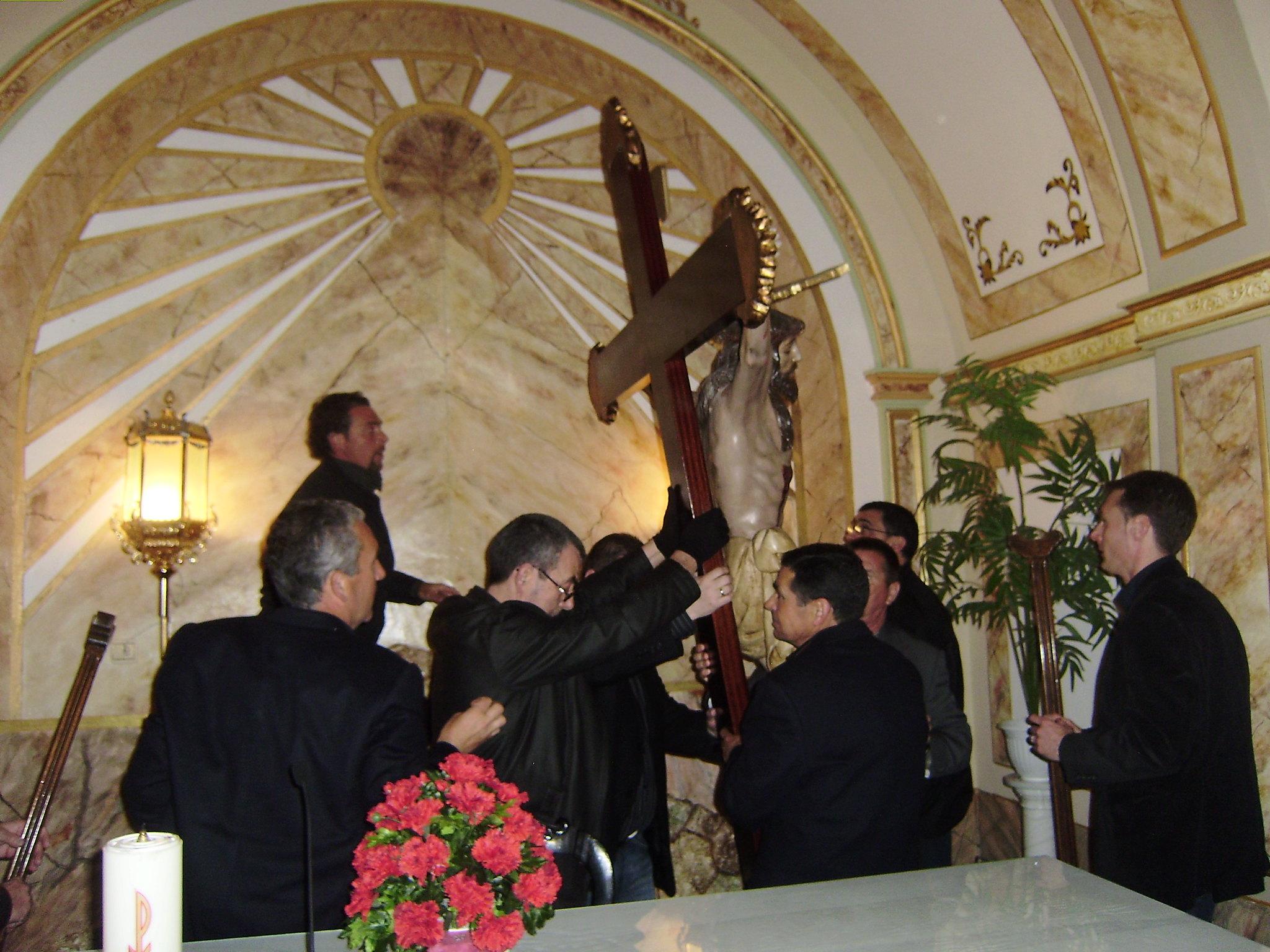 (2010-03-26) - I Vía Crucis nocturno - Javier Romero Ripoll - (25)
