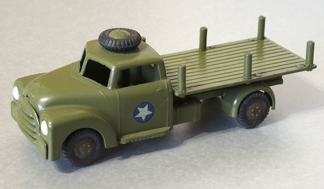 Vilmer No 548 Dodge Flatbed Military Lorry, 1960s
