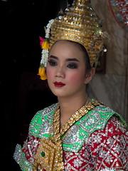 Erawan Shrine Dancer