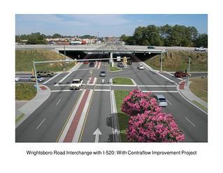 Wrightsboro Rd/I-520 Interchange Improvement Project-Augusta | by brandonwalker8402