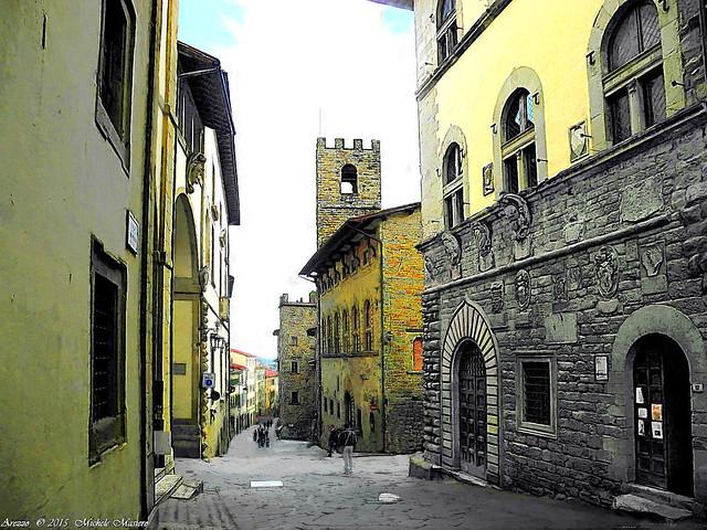 Arezzzo: Corso Italia