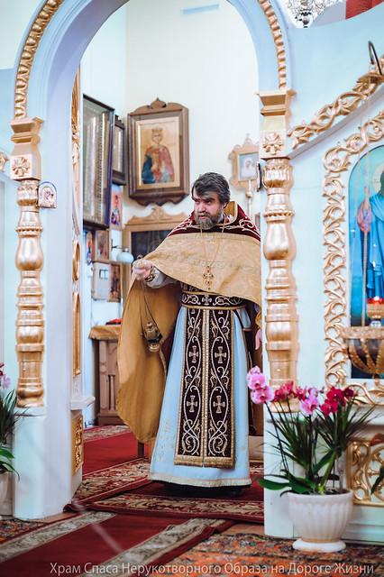 7 февраля 2016. Неделя 36-я по Пятидесятнице. Собор Новомучеников и Исповедников Русской Церкви