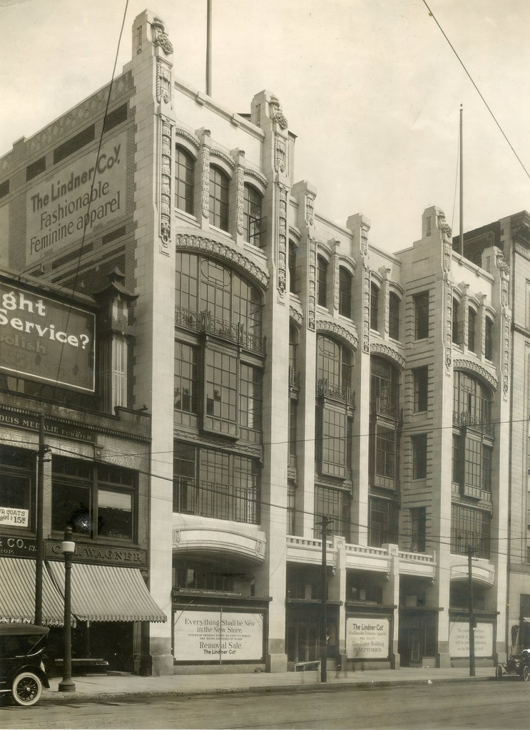 Discount Lindner Co Department Store Cleveland, Ohio Press Photo 19 for sale