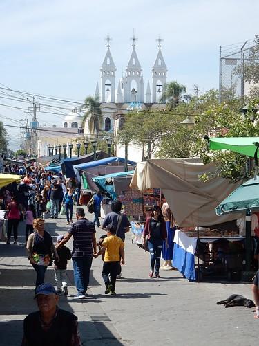 Tonala - markt