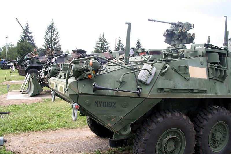 Stryker ICV 6