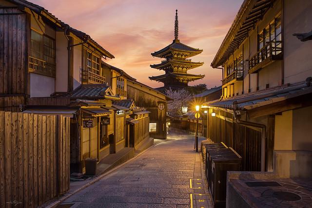 Yasaka Pagoda - Kyoto, Japan