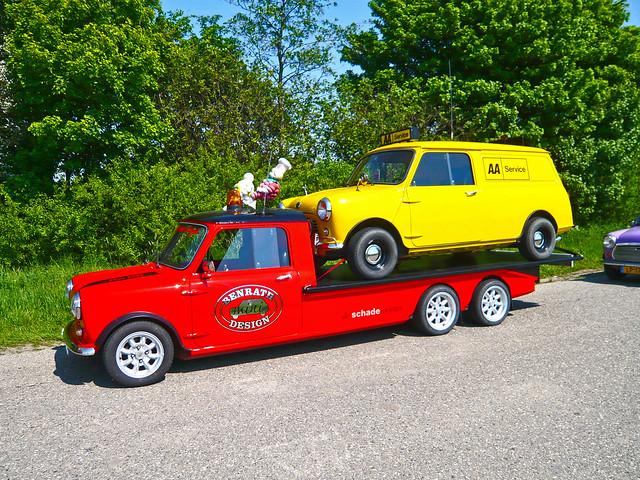 Austin Mini XXL 1967 (1000362)