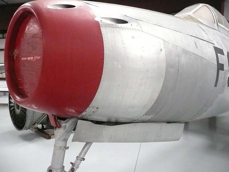 共和国的F-84Thunderjet6