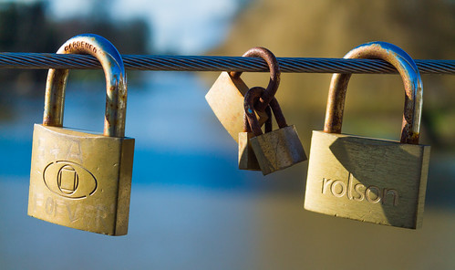 Love Locks - II | by Derek John Lee