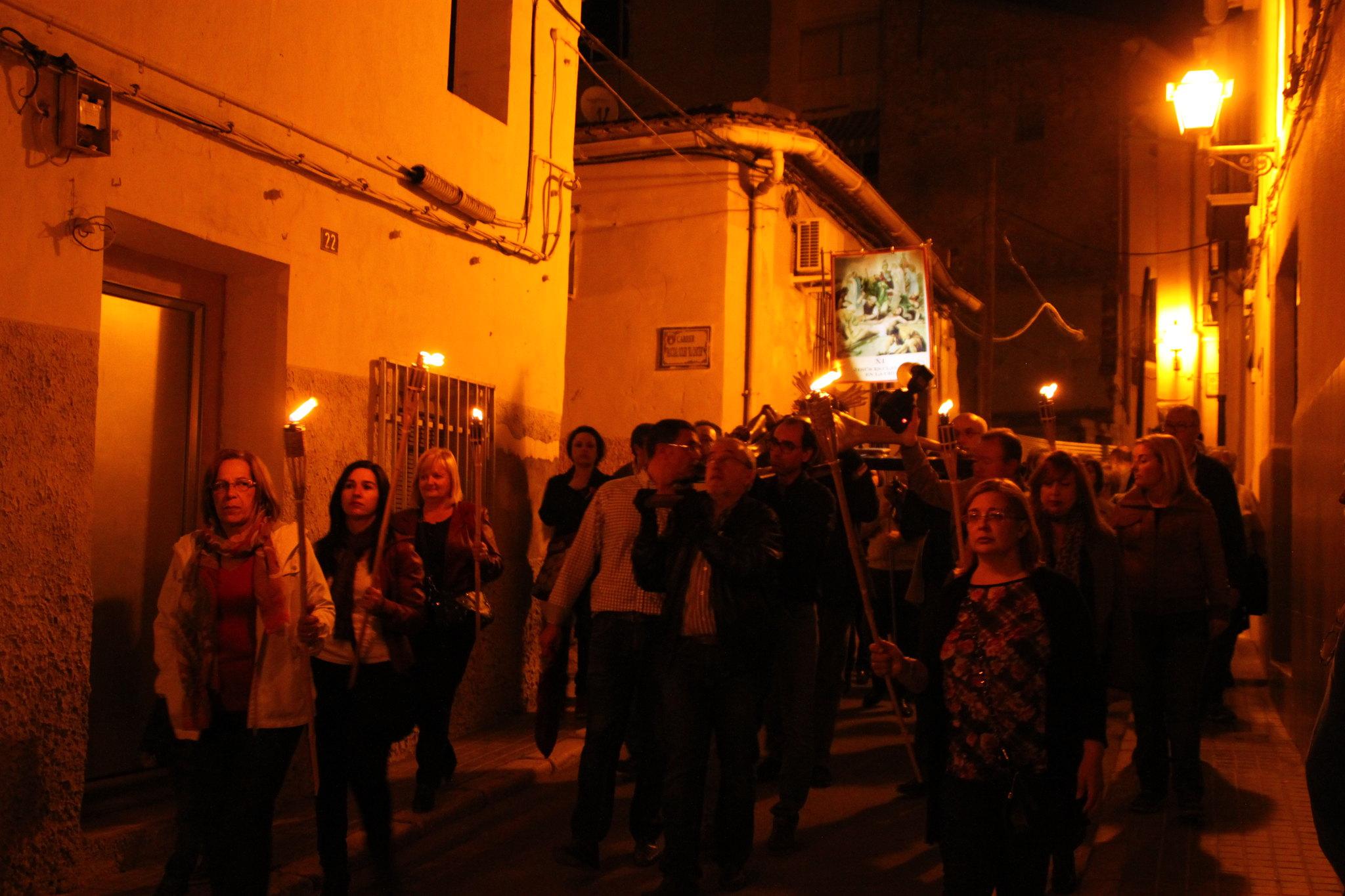 (2014-04-01) -  V Vía Crucis nocturno - Javier Romero Ripoll (119)