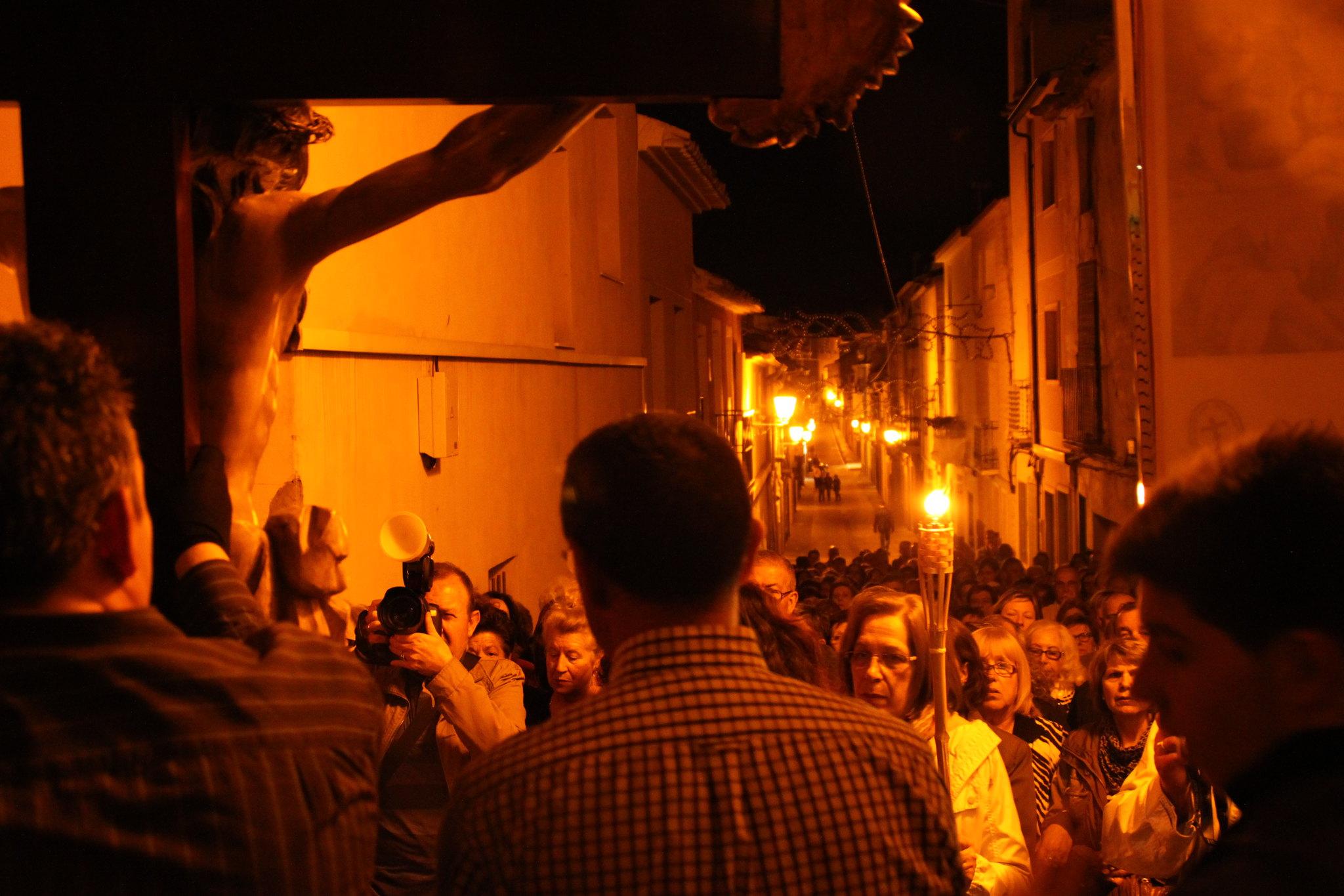 (2014-04-01) -  V Vía Crucis nocturno - Javier Romero Ripoll (137)