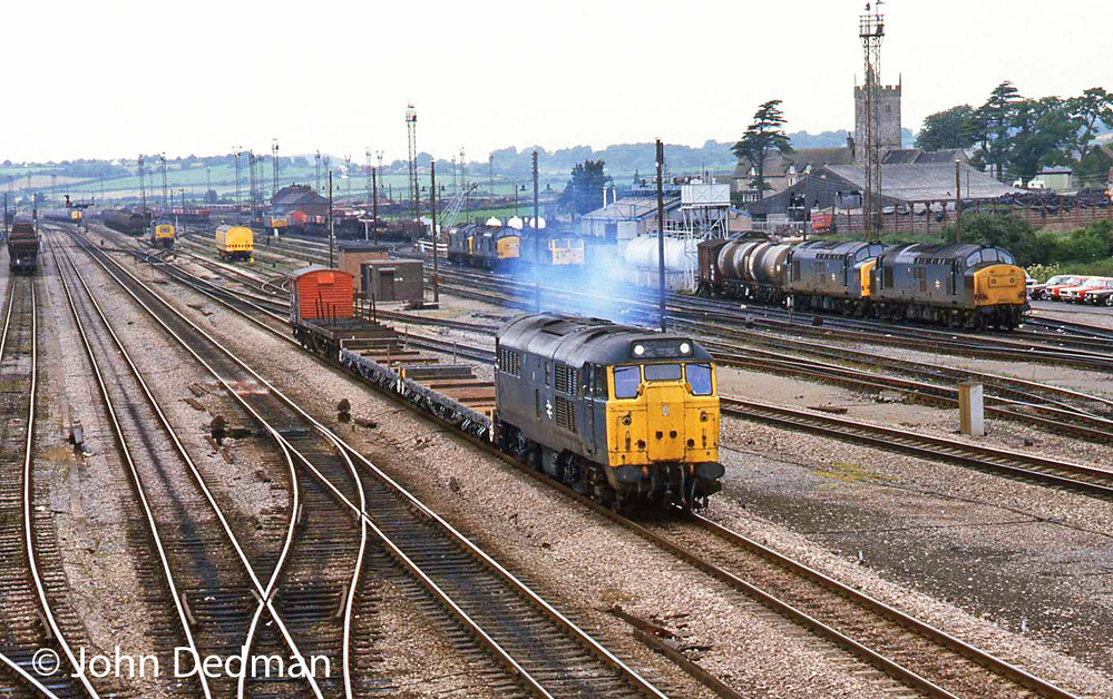 31113 Severn Tunnel Junction  24-7-85