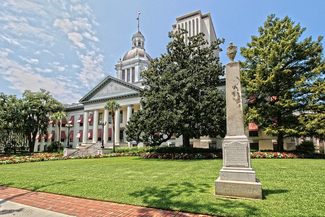 Historic State Capitol - Tallahassee, Florida
